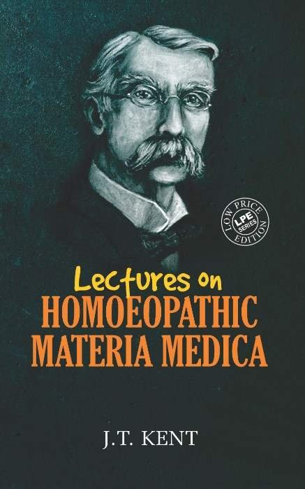HOMEOPATHY BOOK -LECTURE ON MAT MED(ST.ED.) - BY KENT JAMES TYLER