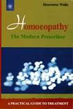 HOMEOPATHY BOOK -HOMEO. MODERN PRESCRIBER - BY HENRIETTA WELLS