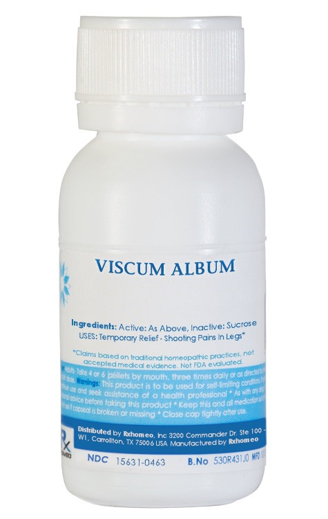 Viscum Album Homeopathic Remedy