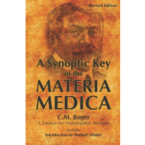 HOMEOPATHY BOOK -A SYNOPTIC KEY OF THE MAT MED - BY BOGER CM