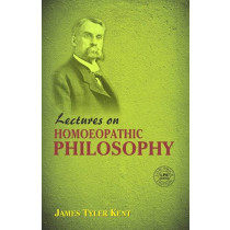 HOMEOPATHY BOOK -(ST.ED) HOM.PHILOSOPHY - BY KENT JAMES TYLER