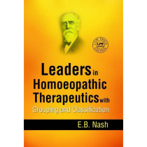 HOMEOPATHY BOOK -LEADERS IN HOM.THERAP (ST.ED.) - BY NASH EB