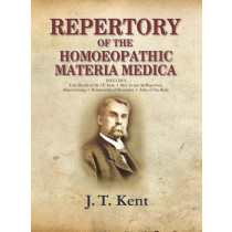 HOMEOPATHY BOOK -(LARGE)KENTS REPERTORY - BY KENT JAMES TYLER