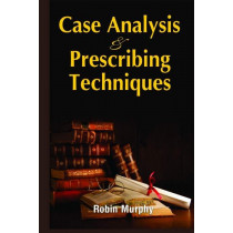 HOMEOPATHY BOOK -CASE ANALYSIS & PRESCRIBING - BY MURPHY ROBIN