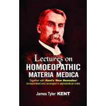 HOMEOPATHY BOOK -LECTURES ON HOM MATERI MEDICA - BY KENT JAMES TYLER