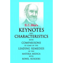 HOMEOPATHY BOOK -KEYNOTES AND CHARACTERISTICS - BY ALLEN HC