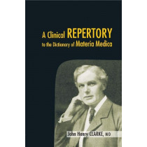HOMEOPATHY BOOK -A CLINICAL REPERTORY - BY CLARKE JOHN HENRY