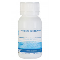 Cuprum Aceticum Homeopathic Remedy