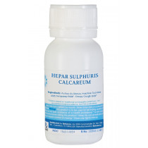 Hepar Sulph Homeopathic Remedy