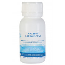 Natrum Carbonicum Homeopathic Remedy