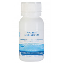 Natrum Muriaticum Homeopathic Remedy