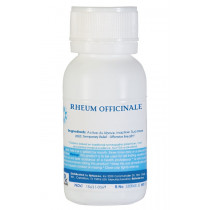 Rheum (rheum Officinale) Homeopathic Remedy